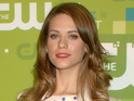 Lyndsy Fonseca is cast as Agent Peggy Carter's close friend Angie.