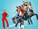 Glee's executive producer Ian Brennan reveals that he's not worried about NBC's new show Smash.
