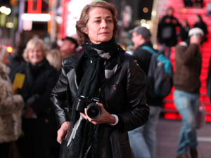 Charlotte Rampling in The Look