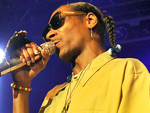 Snoop Dogg launches his new album 'Doggumentary' in London