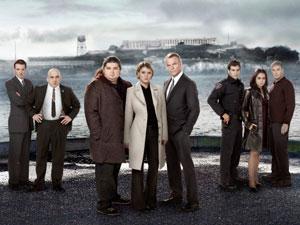 Fox show 'Alcatraz'
