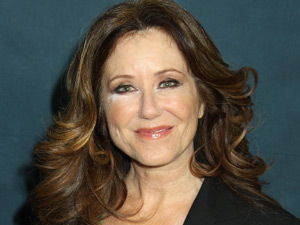 Actress Mary McDonnell