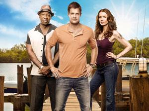 Fox show 'The Finder'
