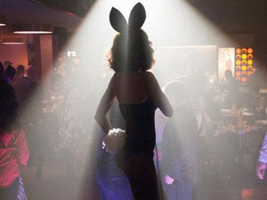 'The Playboy Club' still