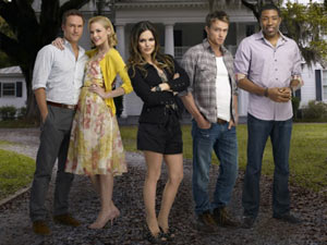 The cast of &#39;Hart Of Dixie&#39;