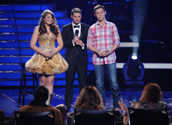 Lauren, Ryan and Scotty