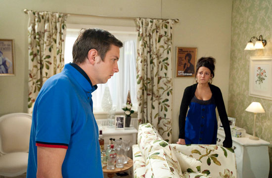 Coronation Street Ep. 7621, 10-06-11