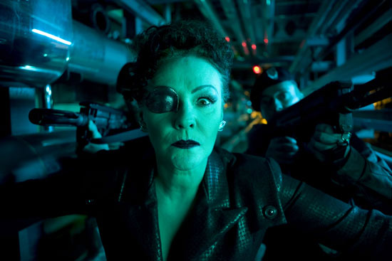 Frances Barber as Madame Kovarian
