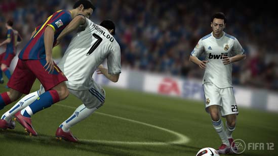 FIFA 12: Ronaldo