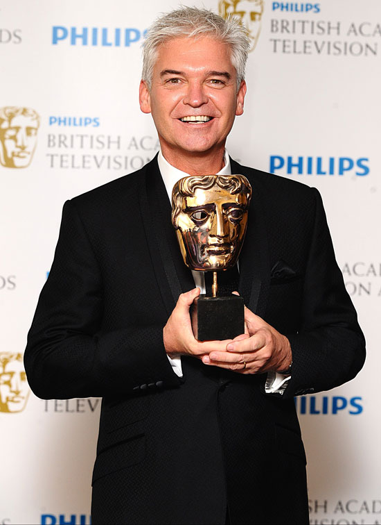 The BAFTA Television Awards 2011: Winners