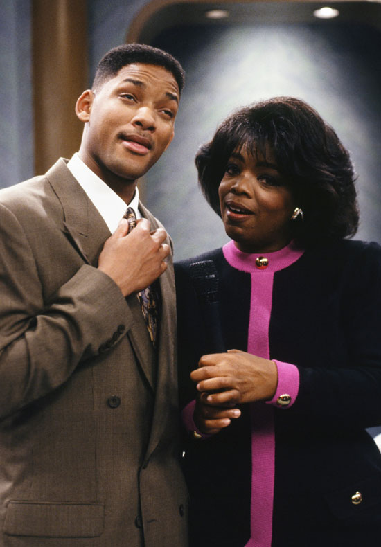 Oprah and the Fresh Prince