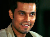 Actor Randeep Hooda