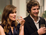 'Last Night' still (Sam Worthington, Keira Knightley)