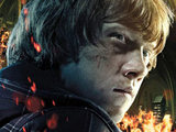 &#39;Harry Potter and The Deathly Hallows Part 2&#39; Ron Weasley poster