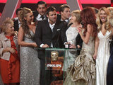 The cast of The Only Way Is Essex at the BAFTAs