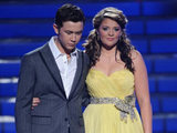 American Idol Final Scotty McCreery and Lauren Alaina
