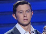 Scotty McCreery at the American Idol Grand Finale
