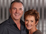 Karl and Susan Kennedy from 'Neighbours'