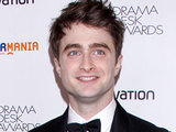 Daniel Radcliffe at the 56th Annual Drama Desk Awards in New York