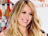 Hilary Duff does SoBe Mango Melon Bowling at the &#39;Try Everything Experience&#39;
