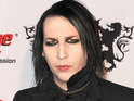 Marilyn Manson names his new album Born Villain after his latest single.
