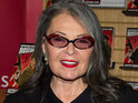 Roseanne Barr says that a hip injury will keep her from ever competing on Dancing with the Stars.