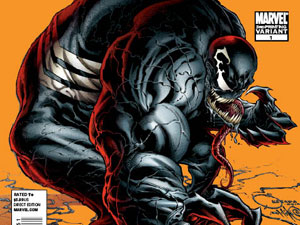 Venom Third Printing Variant