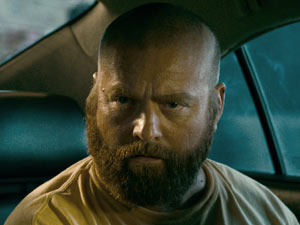 Zack Galifianakis in 'The Hangover: Part II'
