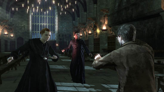 Harry Potter and the Deathly Hallows Part 2, The Videogame: Harry