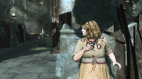 Harry Potter and the Deathly Hallows Part 2, The Videogame: Molly