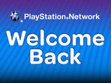 PlayStation Network Welcome Back