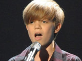 Britain's Got Talent finalist Ronan Parke