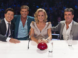 Britain&#39;s Got Talent judges panel: Michael McIntyre, David Hasselhoff, Amanda Holden and Simon Cowell