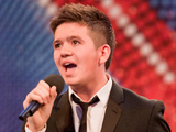 Jay Worley from 'Britain's Got Talent'