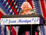 Britain's Got Talent auditions: Jean Martyn