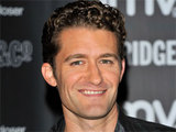 Glee star Matthew Morrison attends a signing for his self-titled album &#39;Matthew Morrison