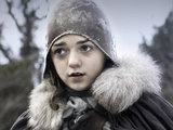 Arya Stark (Maisie Williams) from &#39;Game Of Thrones