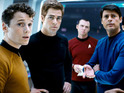 JJ Abrams also says he's considering shooting Star Trek 2 in IMAX.