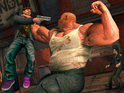Superheroes, zombies and Burt Reynolds feature in the latest Saints Row The Third trailer.