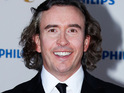 Steve Coogan says that he has been able to work through many of his personal hang-ups via comedy.