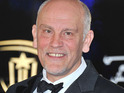 "John Malkovich says that filming Siberian Education has been ""delightful""."