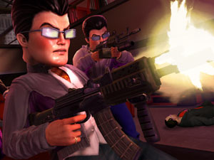 Saints Row The Third preview