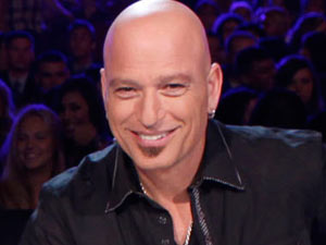 Howie Mandel on the America's Got Talent judging panel