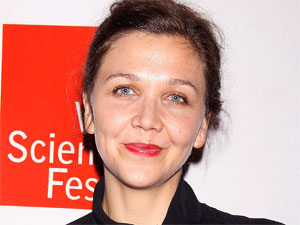 Maggie Gyllenhaal attending the New York City opening night celebrations of 2011 World Science Festival