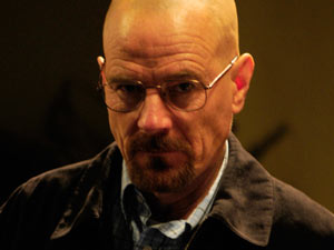 Walt from Breaking Bad