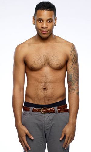 Reggie Yates in Men's Heath
