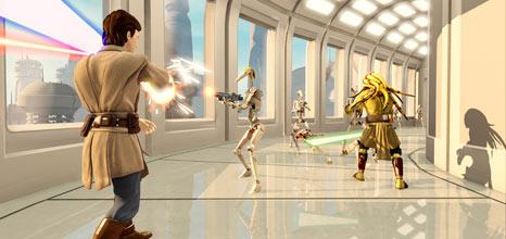 Kinect Star Wars E3 2011