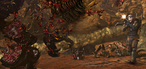Red Faction Armageddon Gaming Review
