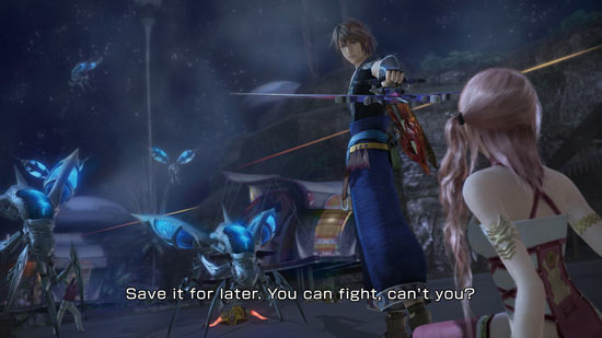 Gaming Gallery: Final Fantasy XIII-2