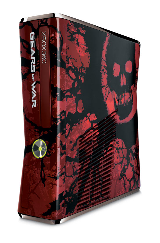 Gears of War 3 Xbox 360 Hardware